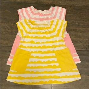 Hanna Andersson Stripe play dress